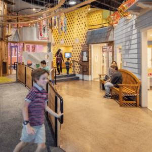 childrens museum interior