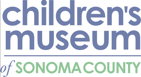 childrens museum of sonoma county logo