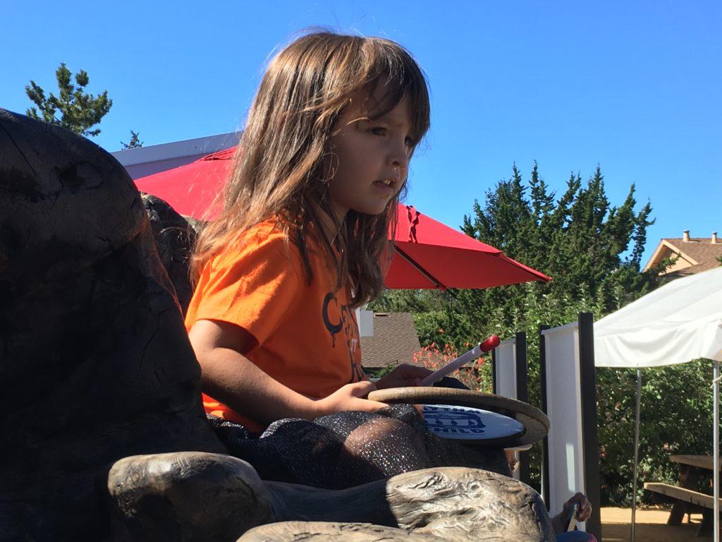 Kids Playing in Santa Rosa