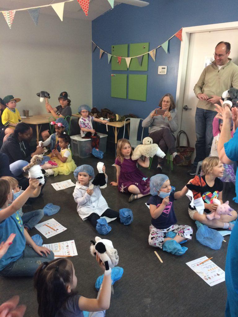 Children's Museum Science Classes