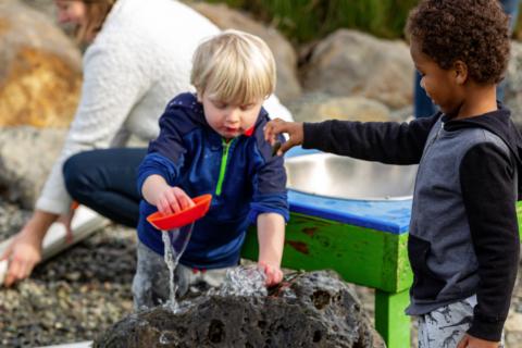 sonoma county coastline play area