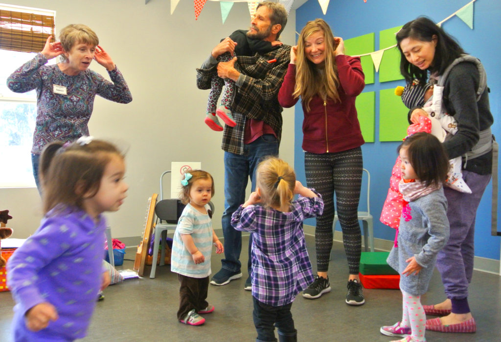 Kids Music Classes in Santa Rosa