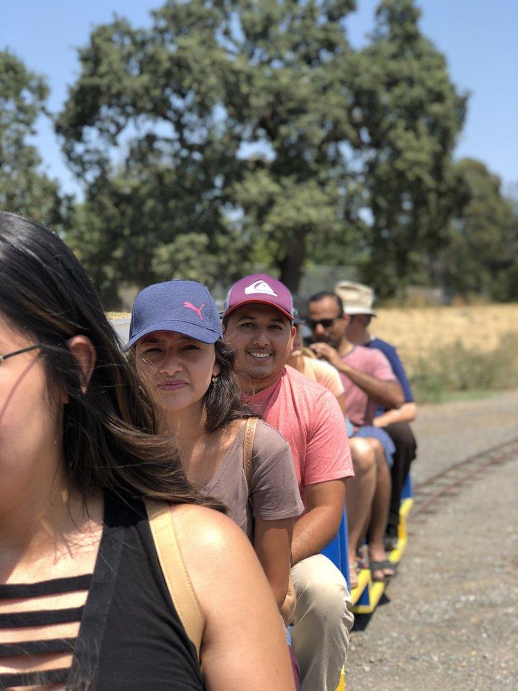 Train Days in Santa Rosa