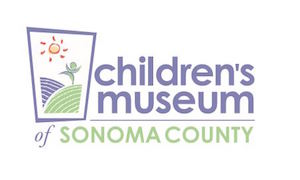 CMOSC childrens museum of sonoma county logo