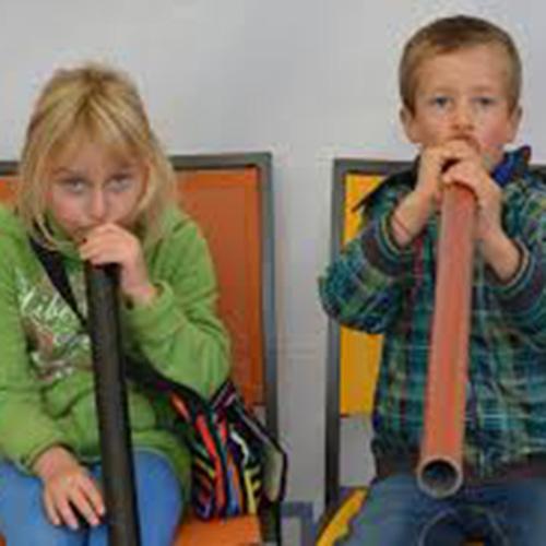 diy didgeridoo