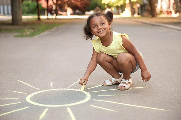 DIY Sidewalk Chalk At Home! | Children's Museum of Sonoma County
