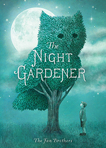 The Night Gardener book cover