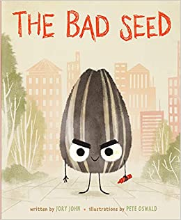 the bad seed book cover
