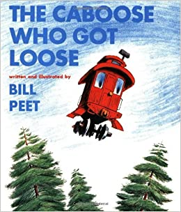 the caboose who got loose book cover