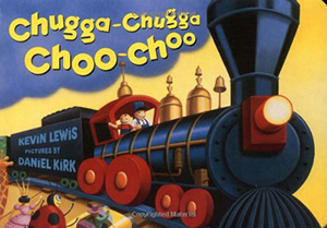 chugga chugga choo choo book cover