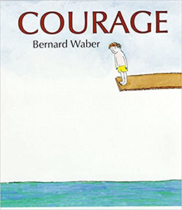 Courage book cover