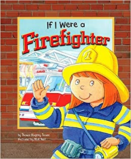 if i were a firefighter book cover