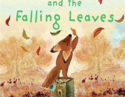 Fletcher and the falling leaves book cover