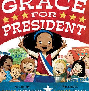 grace for president book cover