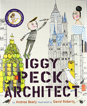 iggy peck architect book cover