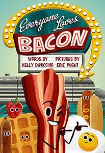 everyone loves bacon book cover