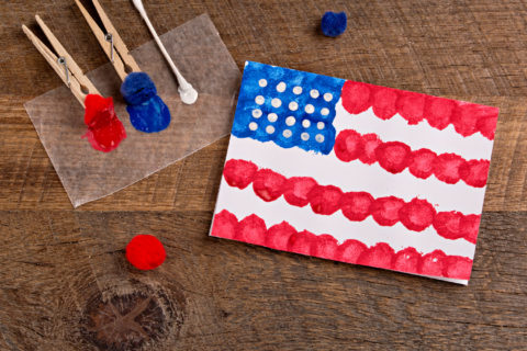 veterans day craft activity for kids