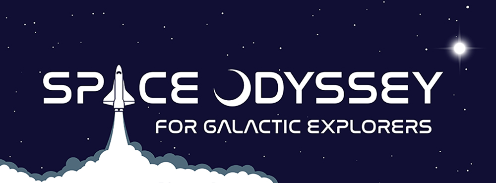 The Children's Museum of Sonoma County's Space Odyssey for Galactic Explorers Logo